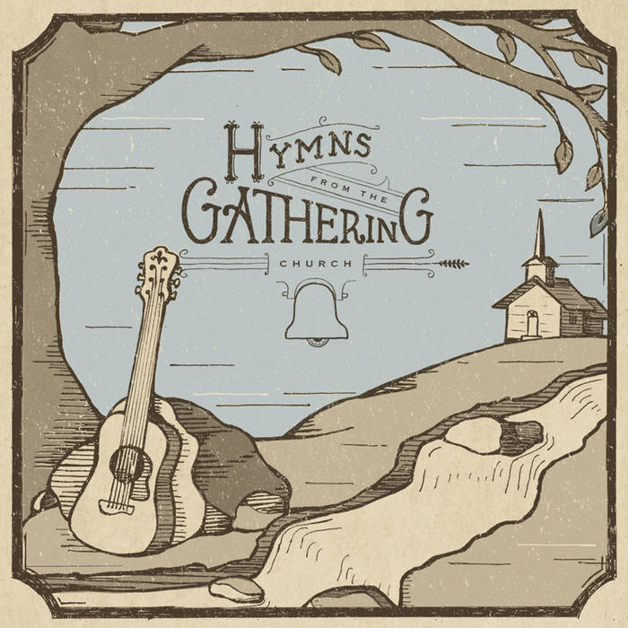 Hymns From The Gathering Church cover art
