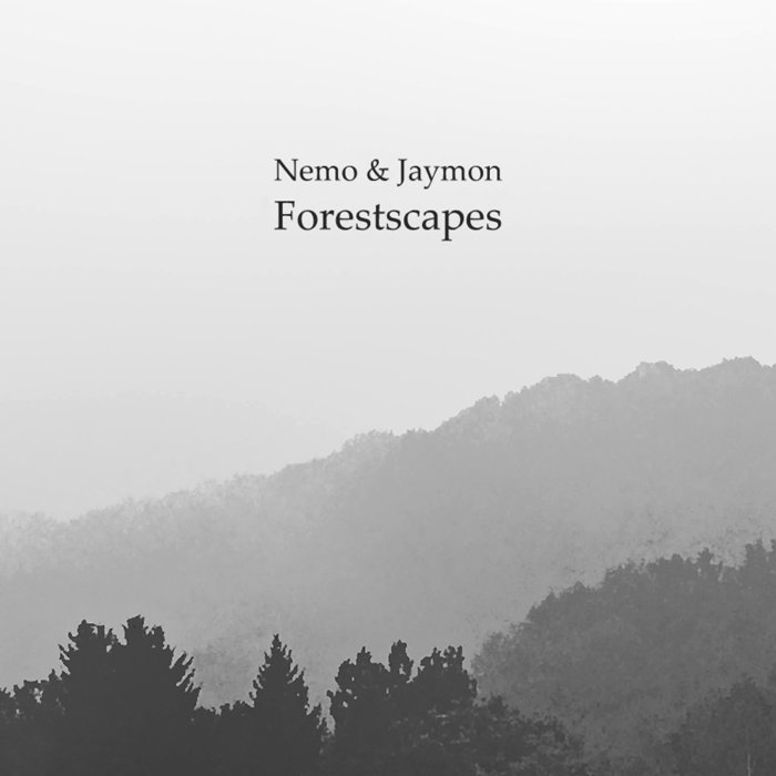Forestscapes cover art