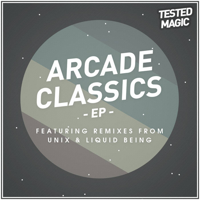 Arcade Classics EP cover art