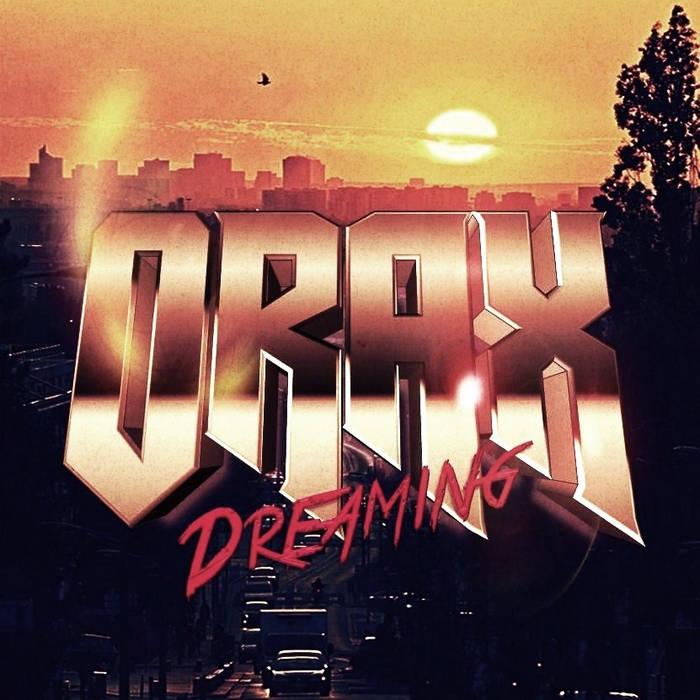 Dreaming e.p cover art