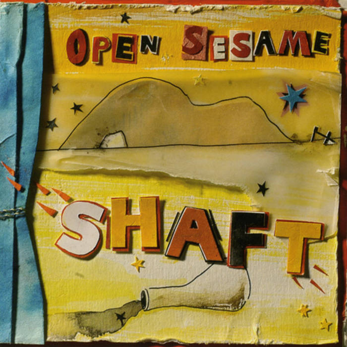 Open Sesame cover art