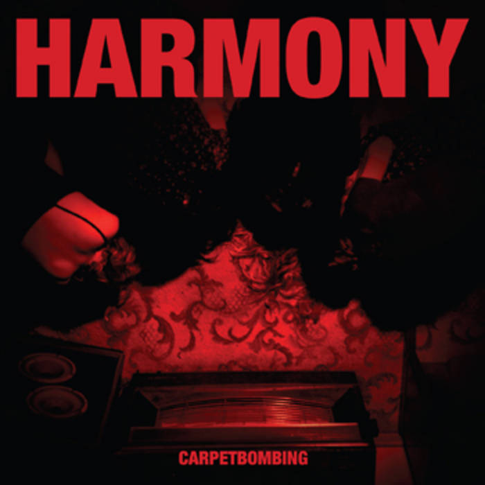 Carpetbombing cover art