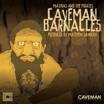 Caveman Barnacles cover art