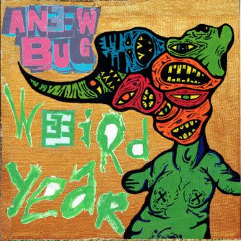 Weird Year cover art