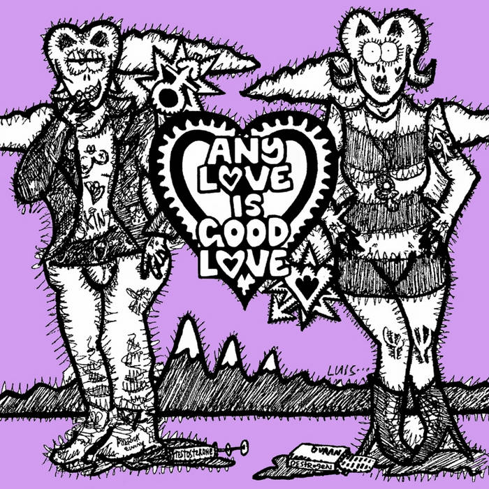 LN 008: Any Love is Good Love - Compilation cover art