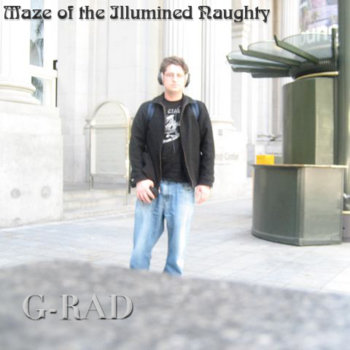 MAZ€ of the iLLUMiN€D NAUGHT¥ cover art
