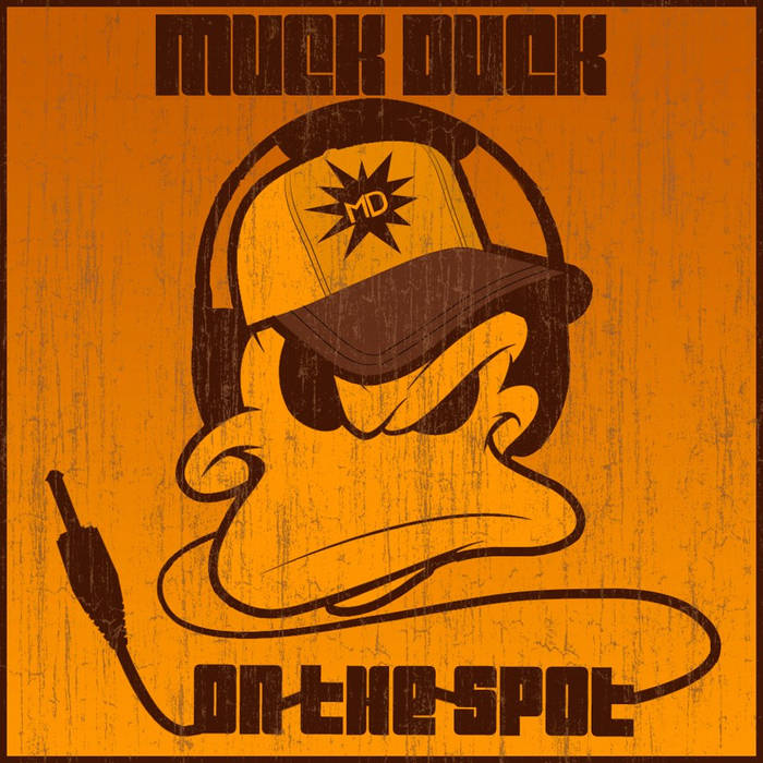 On The Spot EP cover art