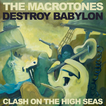 Clash on the High Seas cover art