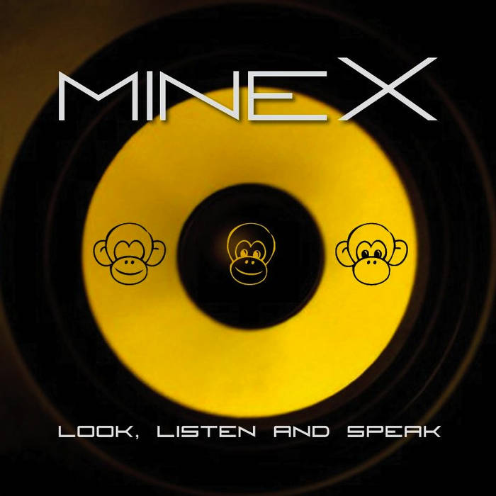 Look, Listen and Speak cover art