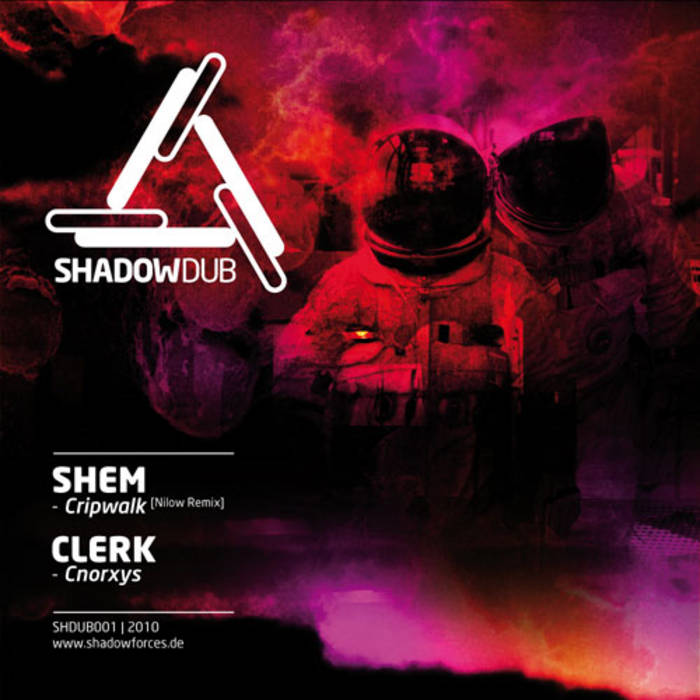 Shadowdub 001 cover art