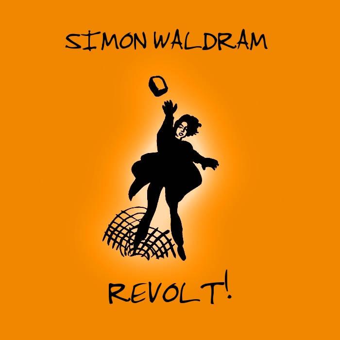 Revolt! (single) cover art