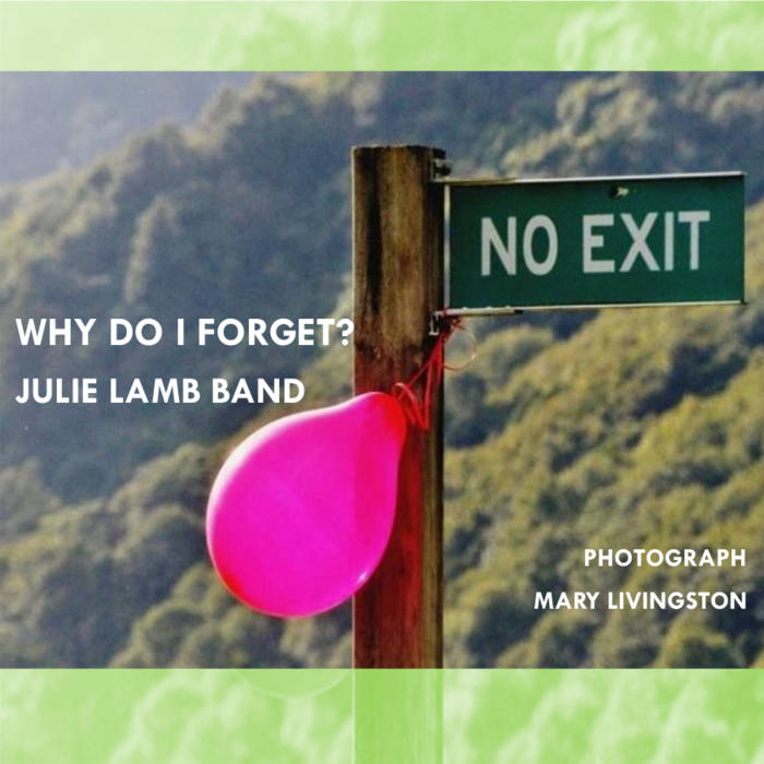 Why Do I Forget? cover art
