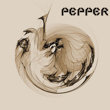 Pepper cover art