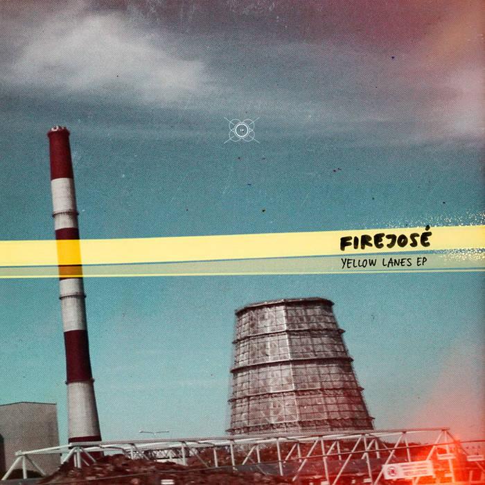 Yellow Lanes EP cover art