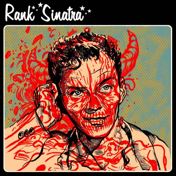 Rank Sinatra's Greatest Hits cover art