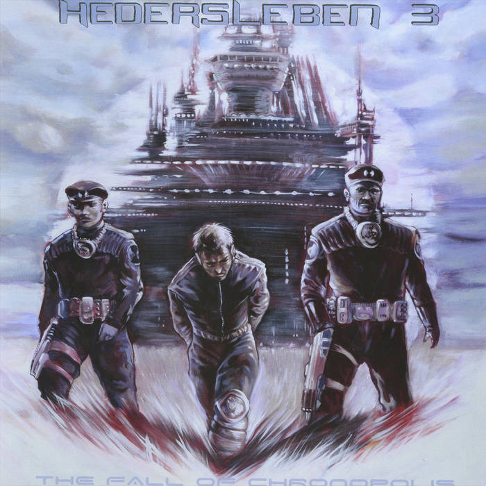 The Fall of Chronopolis cover art