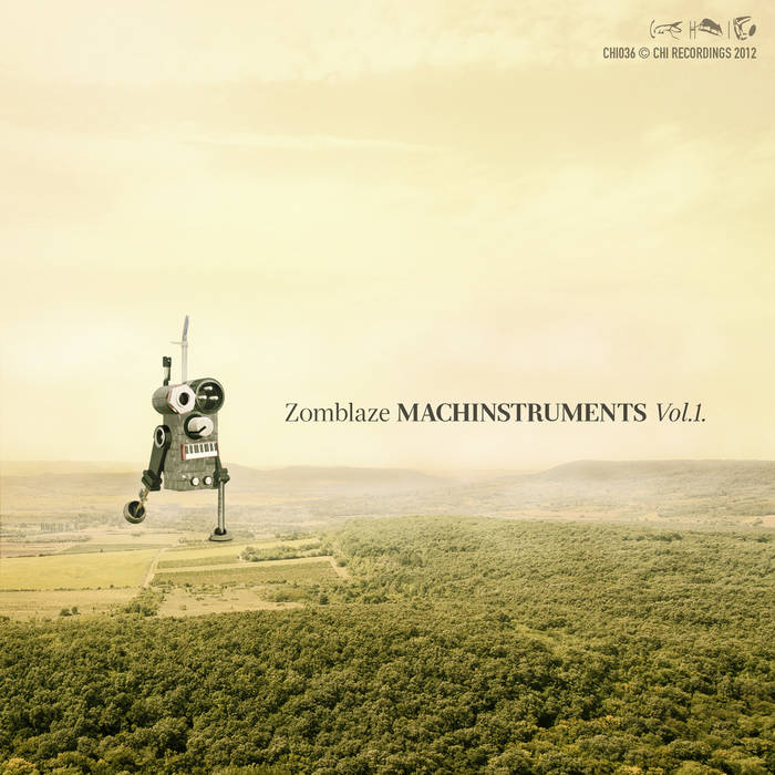 Machinstruments Vol.1. cover art