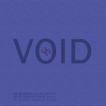 Void (Live In Concert at Monsters Of Rock) cover art