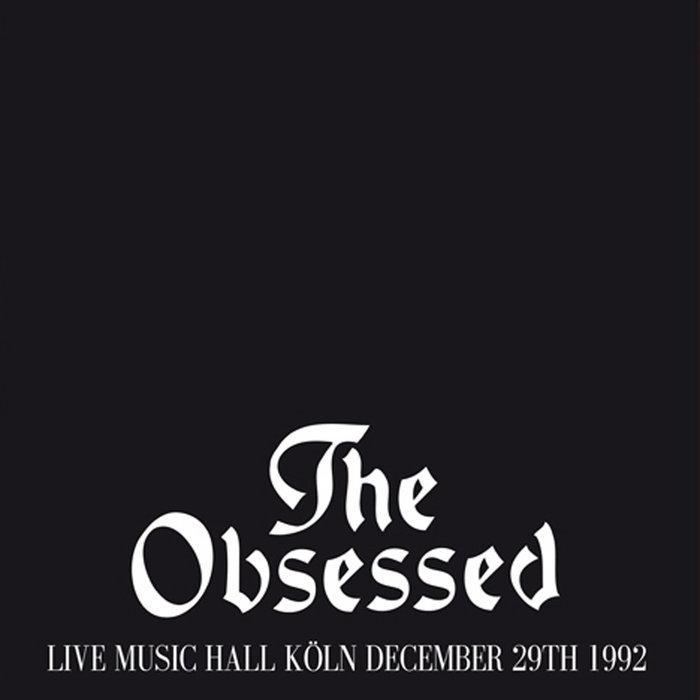 Live in Koln December 29th 1992 cover art