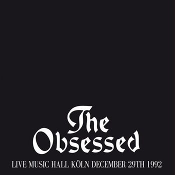 Live in Koln December 29th 1992 cover art