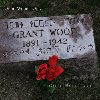 Grant Wood's Grave cover art