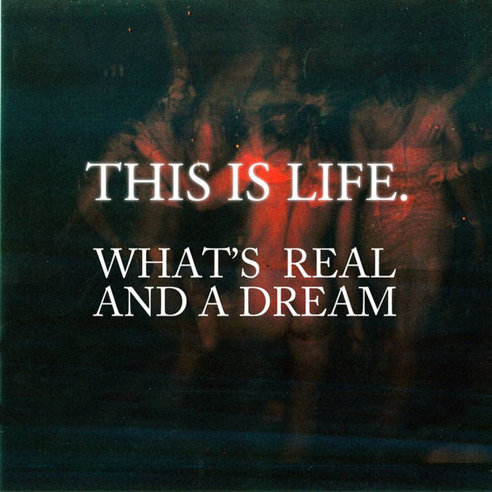 what's real and a dream cover art