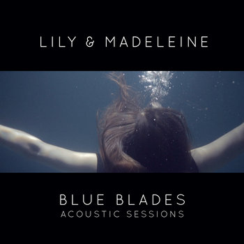Blues Blades Acoustic Sessions cover art
