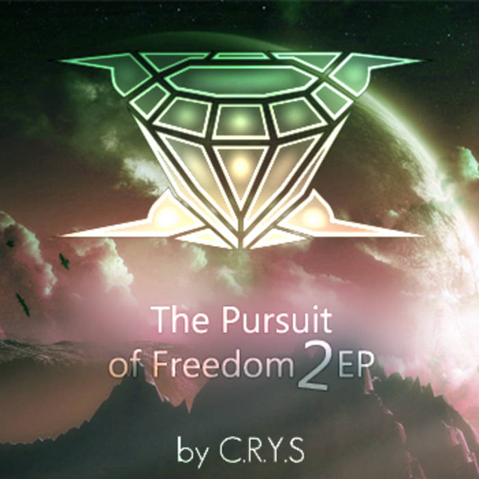 The Pursuit of Freedom 2 EP cover art