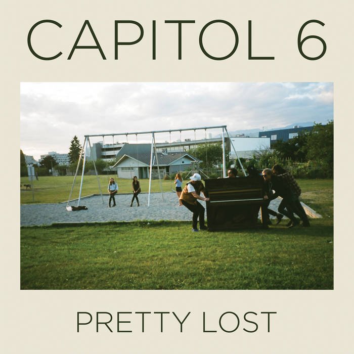 Pretty Lost cover art