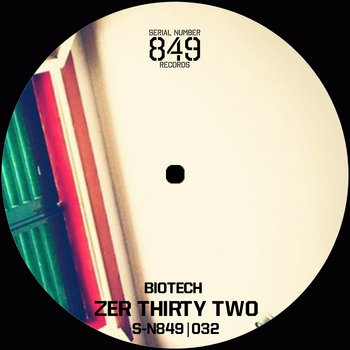 Zer Thirty Two cover art