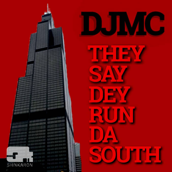 THEY SAT DEY RUN DA SOUTH EP cover art