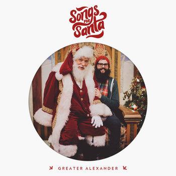 Songs For Santa cover art