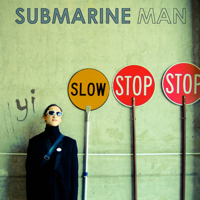 submarine man cover art