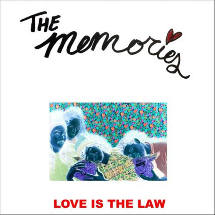 Love Is The Law cover art