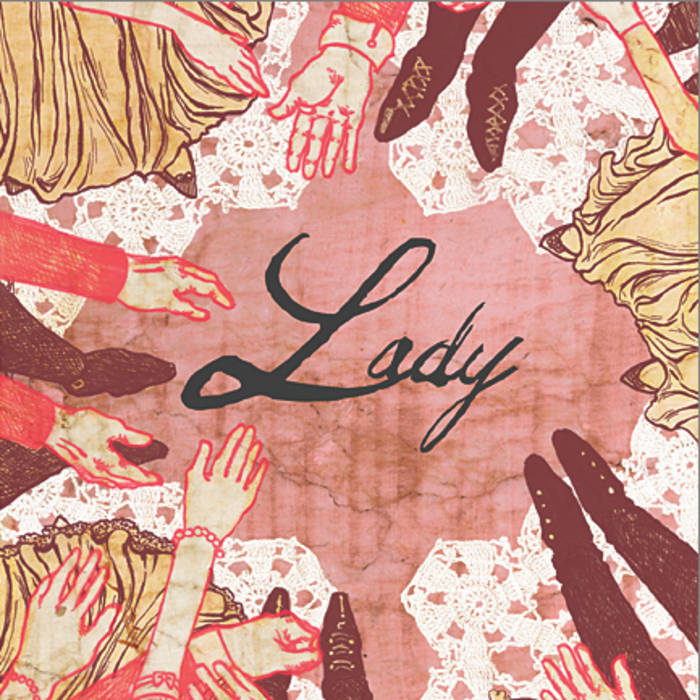 Lady Debut EP cover art
