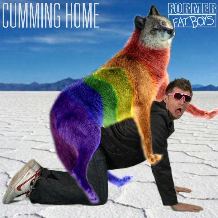 Cumming Home - A Parody Remix of Coming Home by Diddy - Dirty Money and Skyler Gray cover art