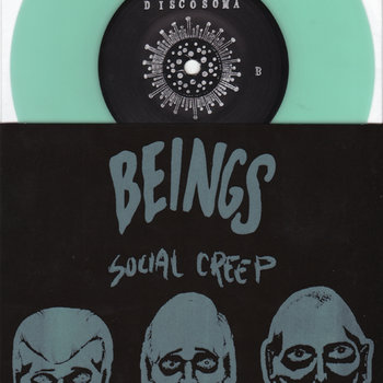 Social Creep cover art