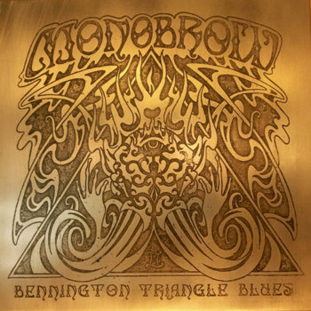 Bennington Triangle Blues cover art