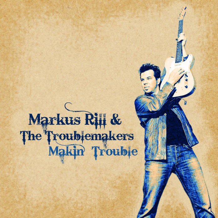 Makin' Trouble (EP) cover art