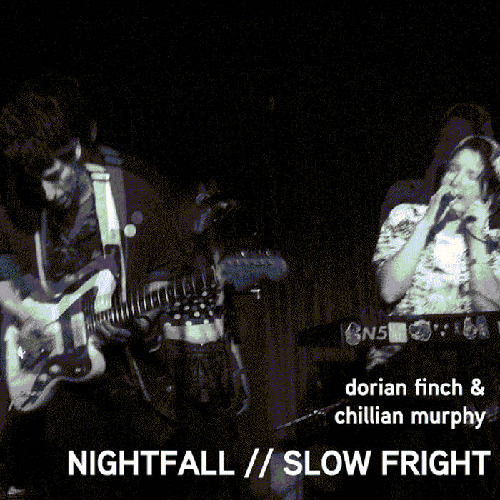 NIGHTFALL // SLOW FRIGHT cover art