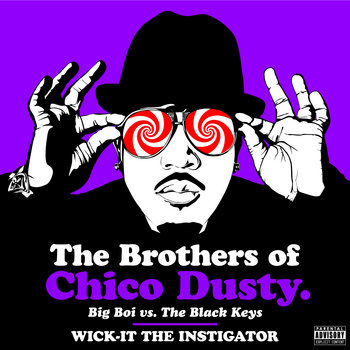The Brothers of Chico Dusty cover art