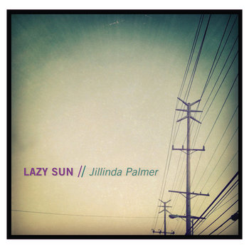 Lazy Sun EP cover art