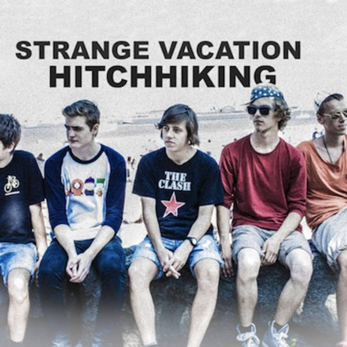 HITCHHIKING cover art
