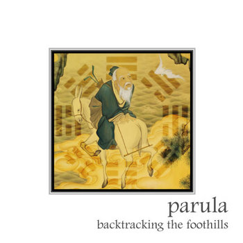 Backtracking the Foothills cover art