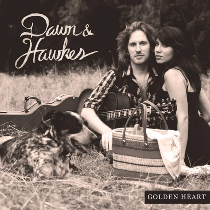 Golden Heart cover art