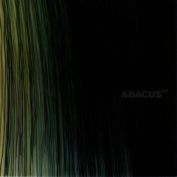 ABACUS - io cover art