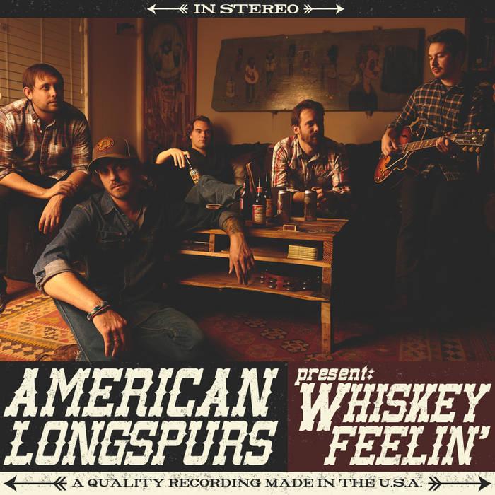 Whiskey Feelin' cover art