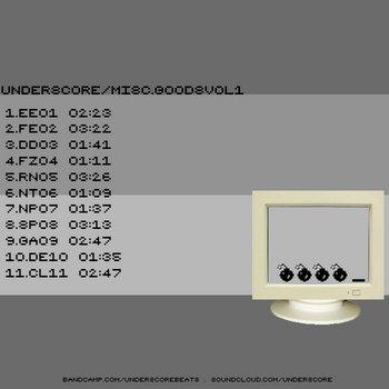 Misc. Goods Vol. 1 cover art