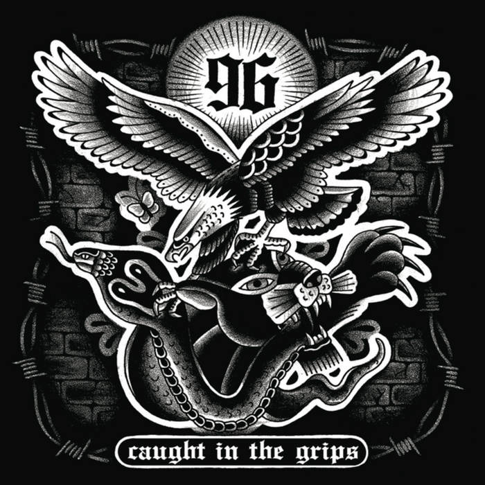 Caught in the Grips cover art