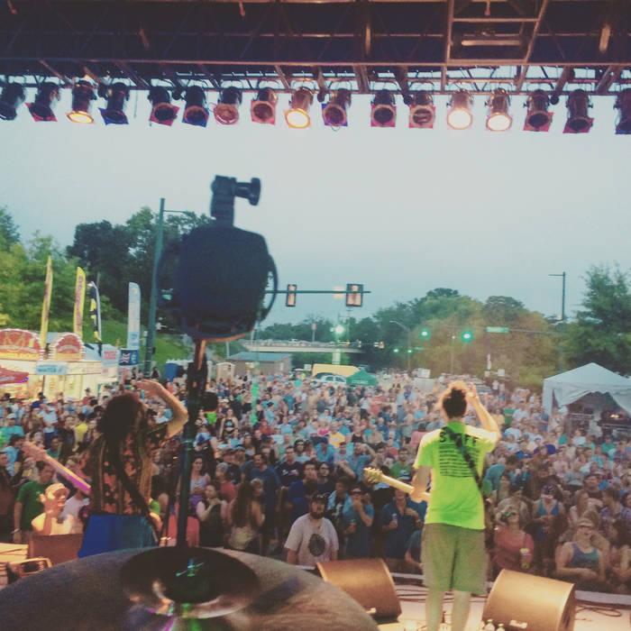 2015-6-13 • Riverbend Festival • Chattanooga, TN cover art